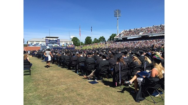 Celebration And Remembrance Gsu Graduates Leave With Strong Sense