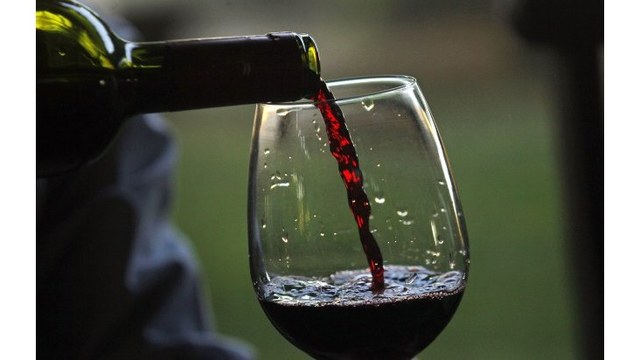 Glass of Red Wine Equals 1 Hour at Gym, New Study Says