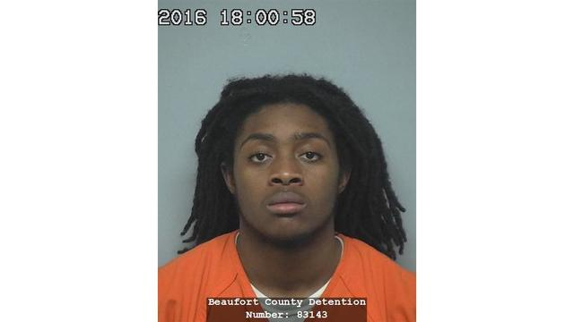 Parker's in Bluffton Robber Drevon Robinson Also Charged with Kidnapping