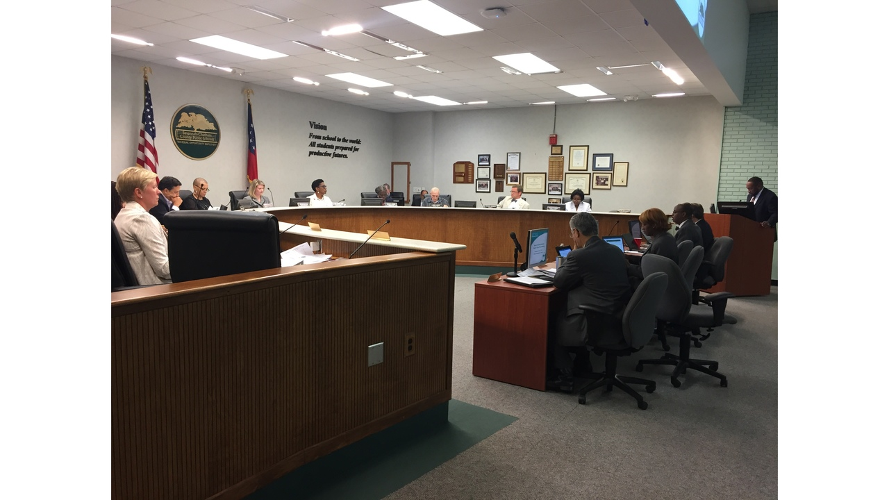 Video Full Sccpss Board Meeting On Proposed Make Up Day Schedule