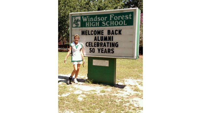 Windsor Forest High School celebrates 50 years