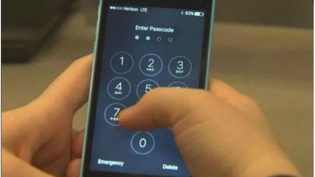SC high court rules no privacy for cellphone with 1-2-3-4 passcode