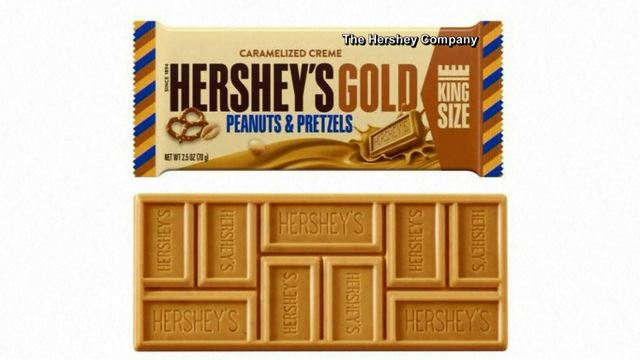 Hershey Company to release first new candy bar since 1995