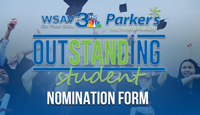 Outstanding Student Nomination Form