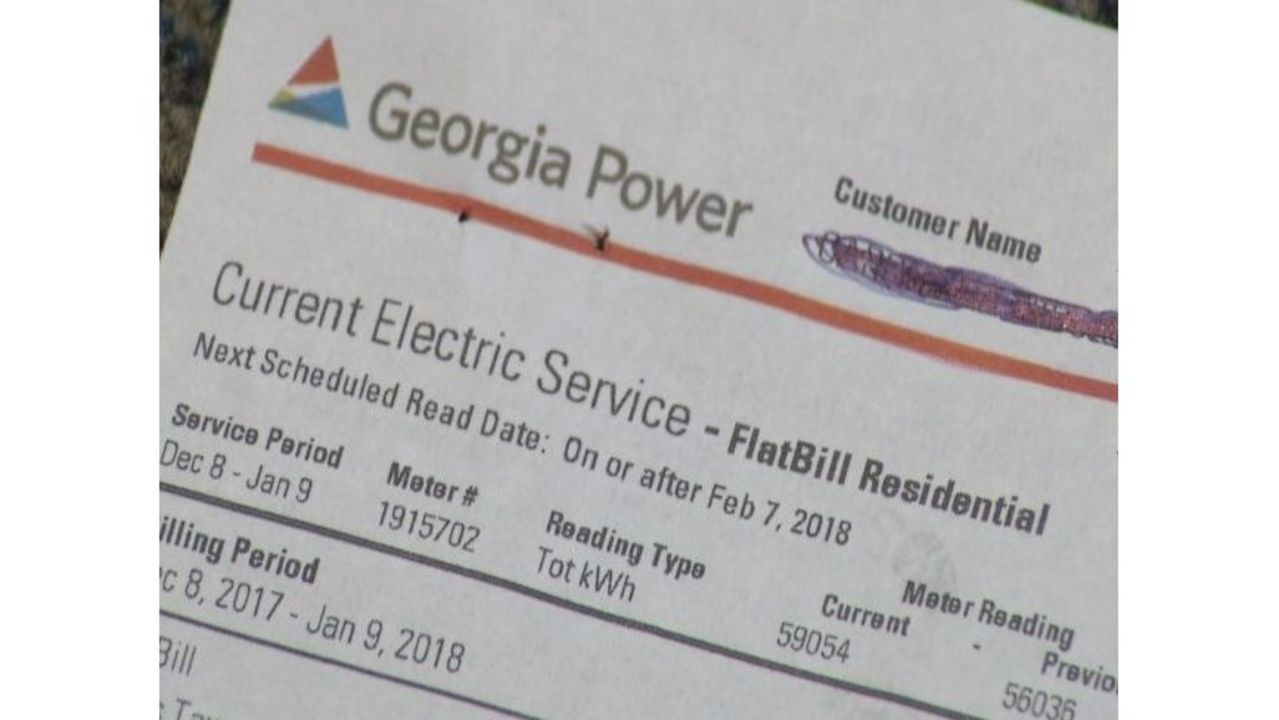 Electric Utility Bill Georgia Excellent Electrical Wiring Diagram