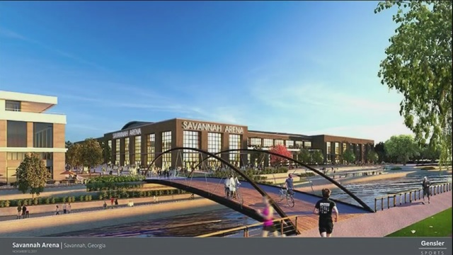 New arena design project contract approved by Savannah City Council