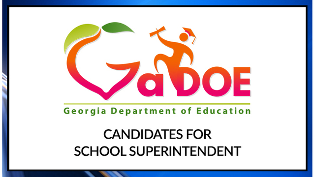Georgia 2018: State School Superintendent Candidates