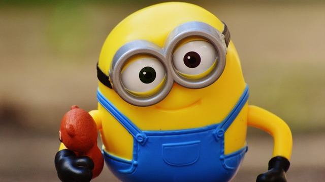 Man charged with attacking minion on Florida boardwalk
