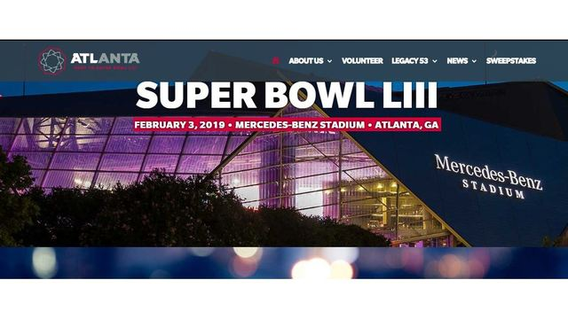 host committee announces volunteer sign up for super bowl liii in