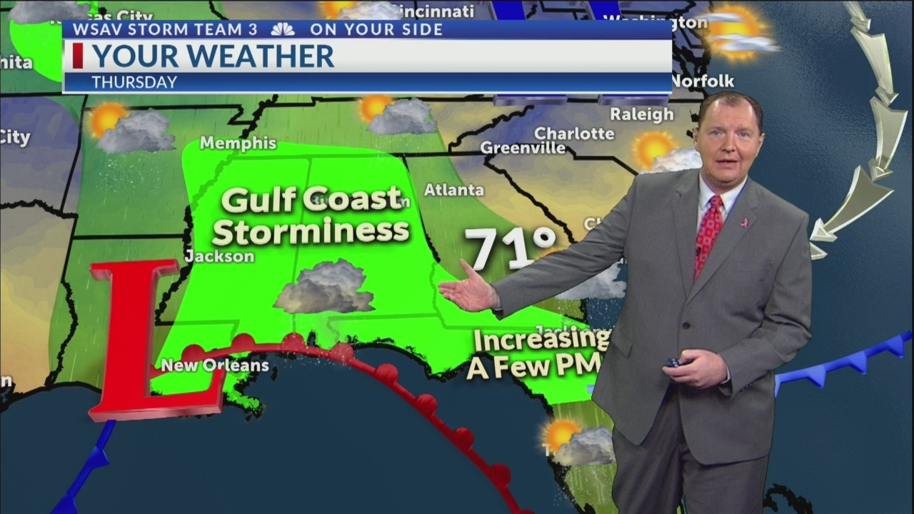 LEE HAYWOOD'S STORM TEAM 3 FORECAST