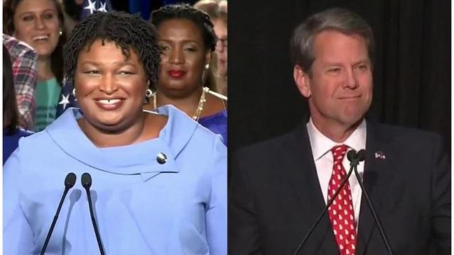 Image result for Abrams campaign: We don't accept Kemp declaring himself the winner in Georgia governor race