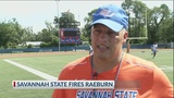 Savannah State head football coach out after 3 seasons