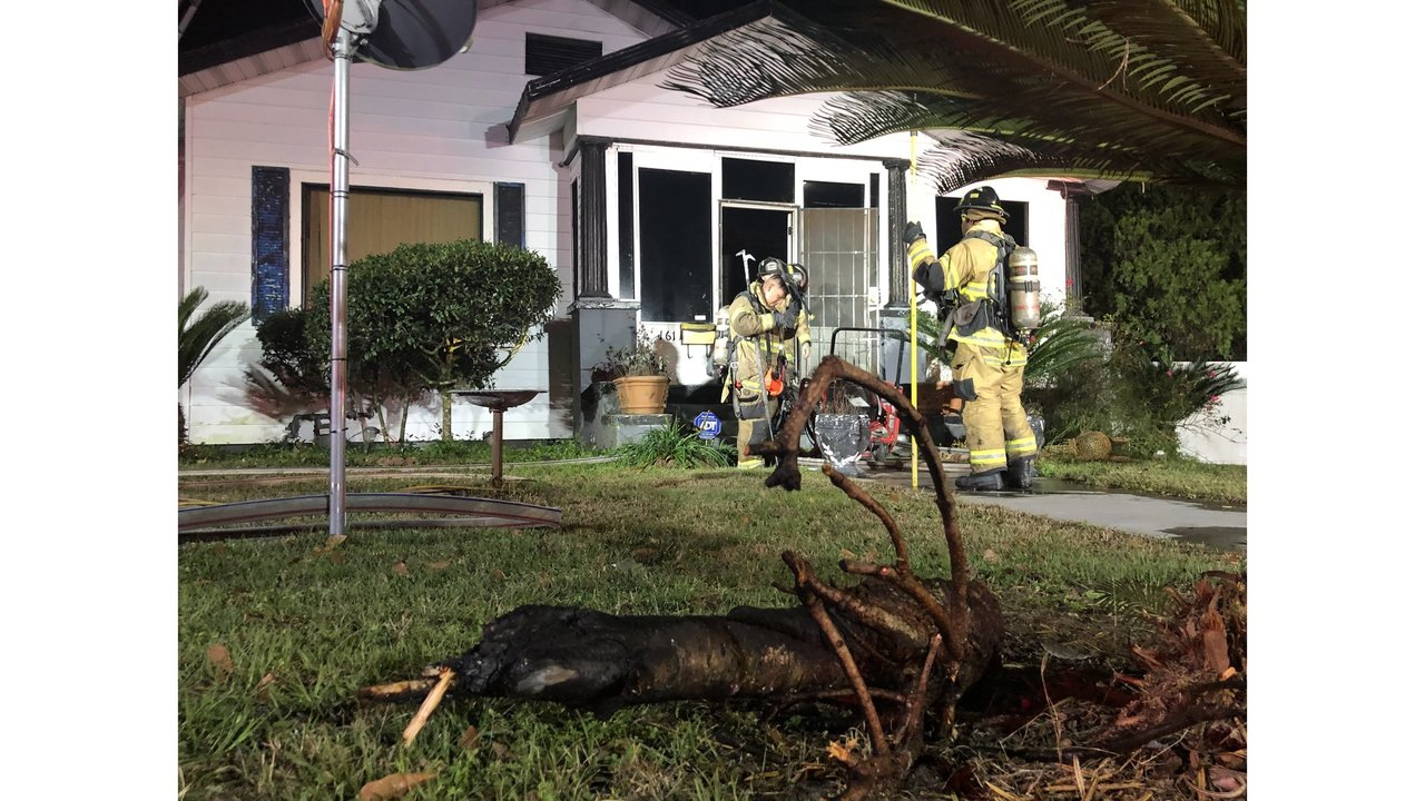 Christmas Tree Likely Cause Of Henry Street House Fire