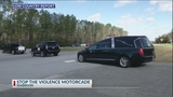 'Stop the Violence' motorcade in Beaufort County