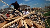 Homes, businesses, churches destroyed in Alabama tornado