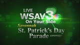 WATCH: 195th Annual Savannah St. Patrick's Day Parade