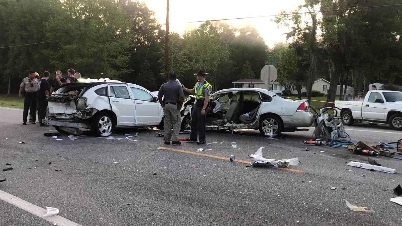 Fatal accident in Liberty County