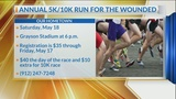 Our Hometown: Nine Line Foundation to host 6th annual 5k/10k Run for the Wounded, May 18