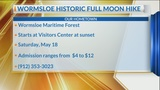 Our Hometown: Wormsloe Historic Full Moon Hike