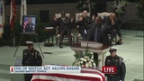Watch: Funeral and procession for Savannah Police Officer Sgt. Kelvin B. Ansari