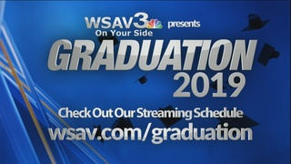 Savannah-Chatham high school graduations begin Tuesday